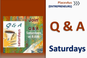 Q&A Saturdays 8AM